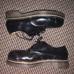 Doc Martens Low-Cut Leather Shoes